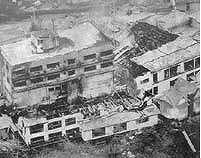 川治プリンスホテル火災